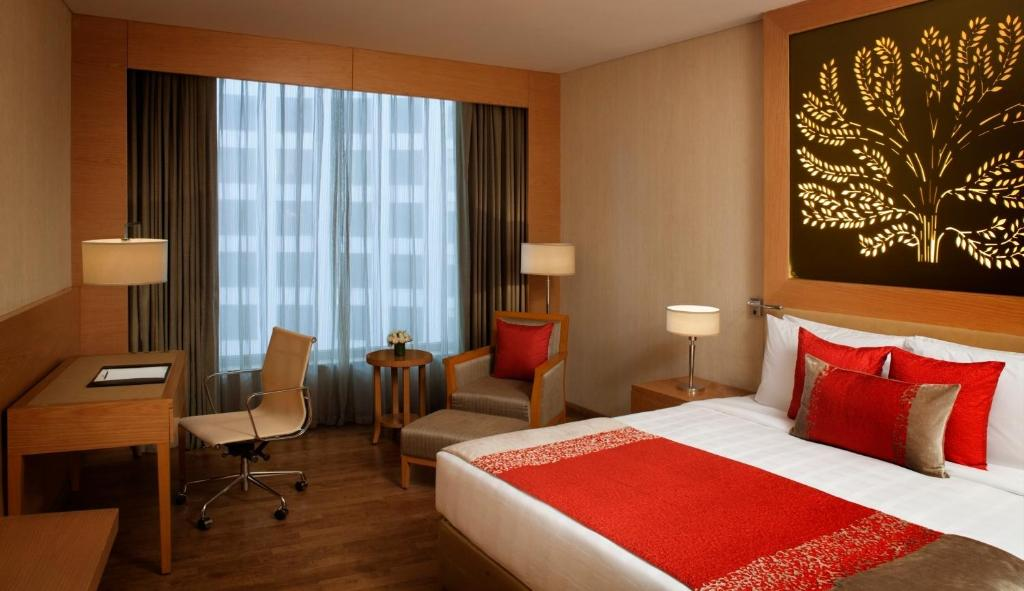 Radisson Blu Hotel New Delhi Dwarka India - Booking