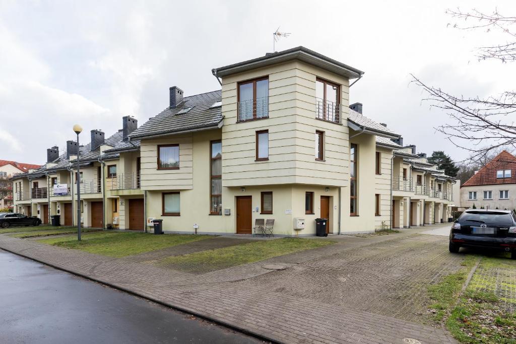 Ferienhaus Domy Laguna Komandorska Polen Swinoujscie Booking Com