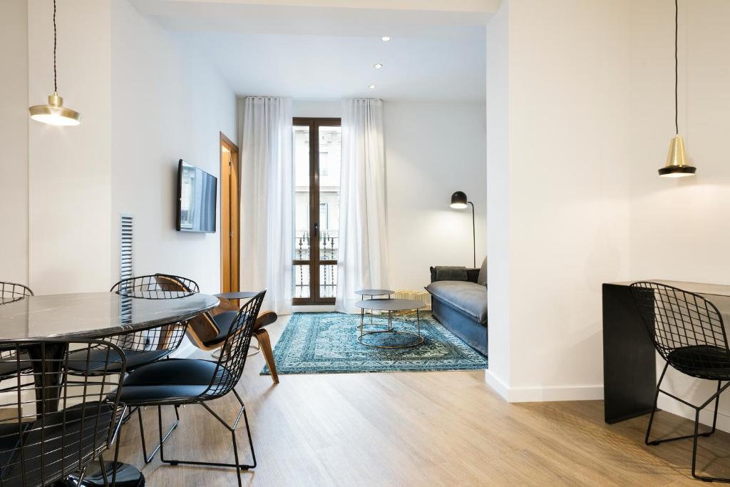 Uma Suites Luxury Midtown, Barcellona – Prezzi aggiornati per il 2018