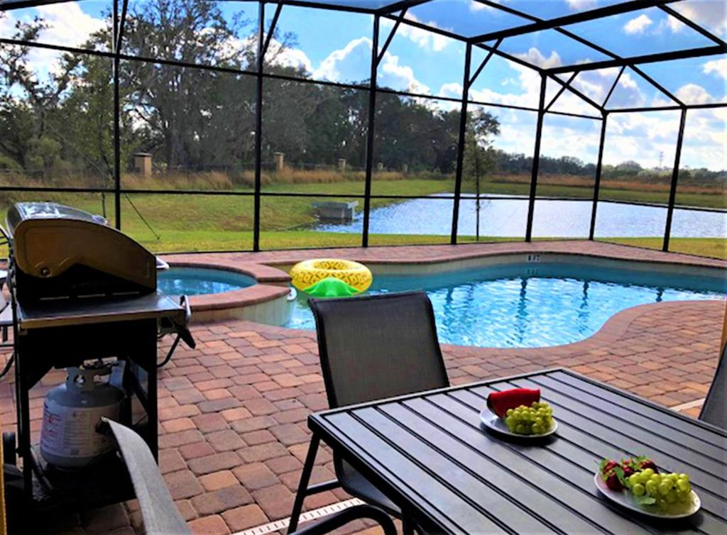 Image of: Patio With Pool And Grill For Outdoor Kitchen Grill Fire Pit Paver Patios Outdoor Entertainment Areas Backyard Design The
