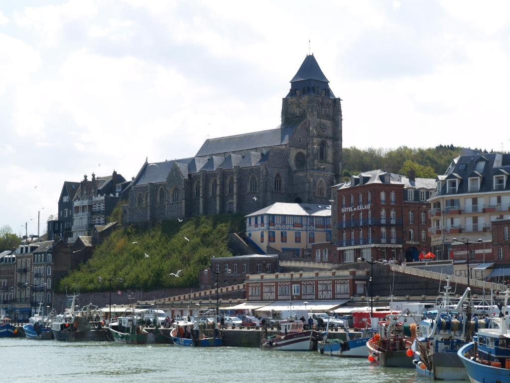 H tel de calais le tr port tarifs 2018 - Office du tourisme du treport ...