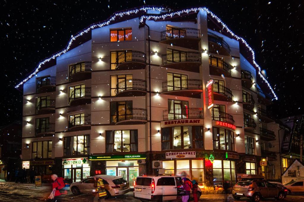 1014823c1a16 Hotel HeRICH, Bukovel, Ukraine - Booking.com