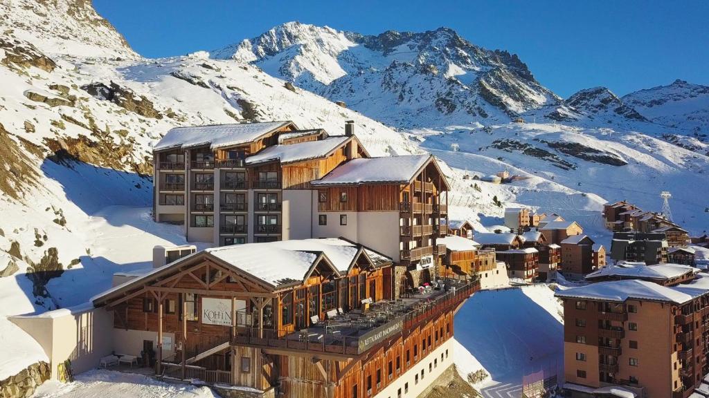 Hotel Koh I Nor Val Thorens France Bookingcom