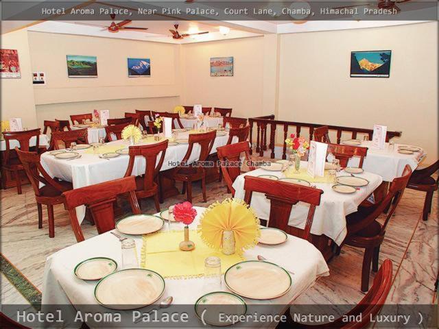 hotel aroma palace chamba india booking com rh booking com