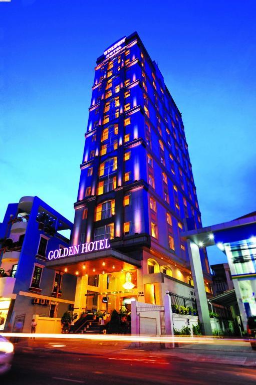 Khách Sạn Golden Central Sài Gòn