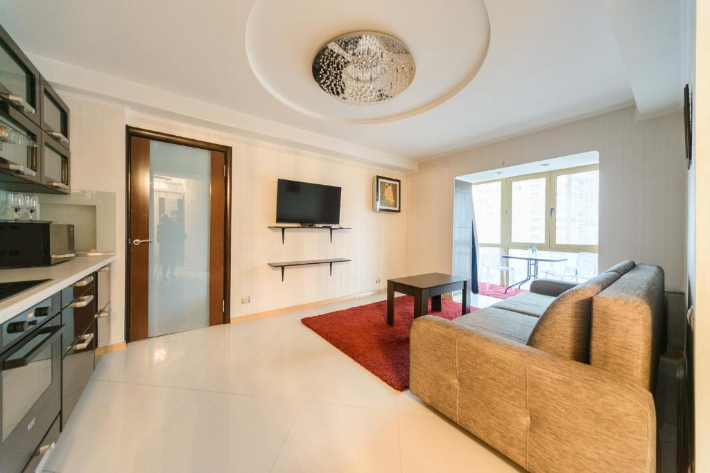 VIP Apartment for Non-Smokers, Kiev, Ukraine - Booking com