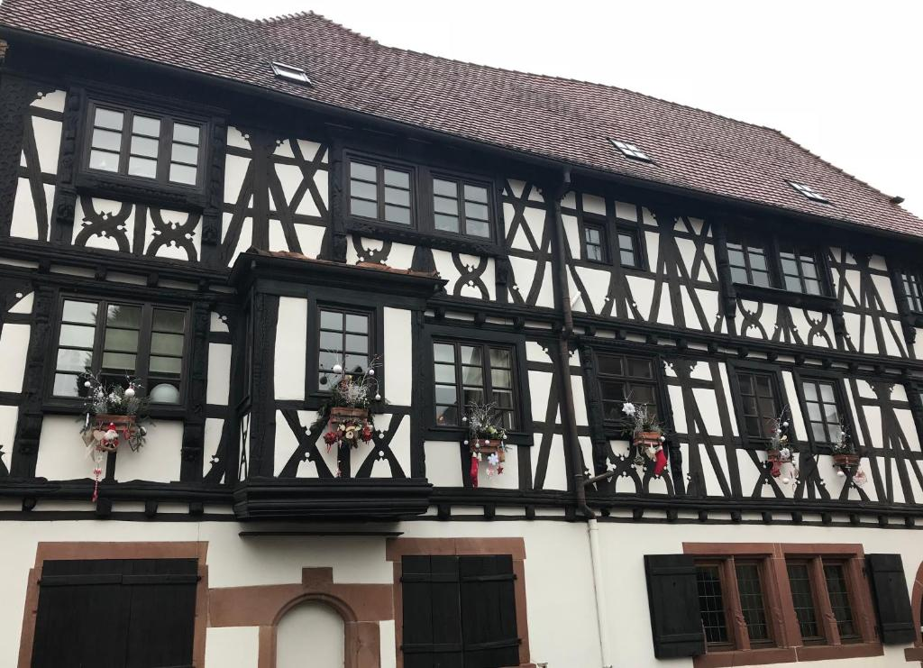 Apartments In Obersteinbach Alsace