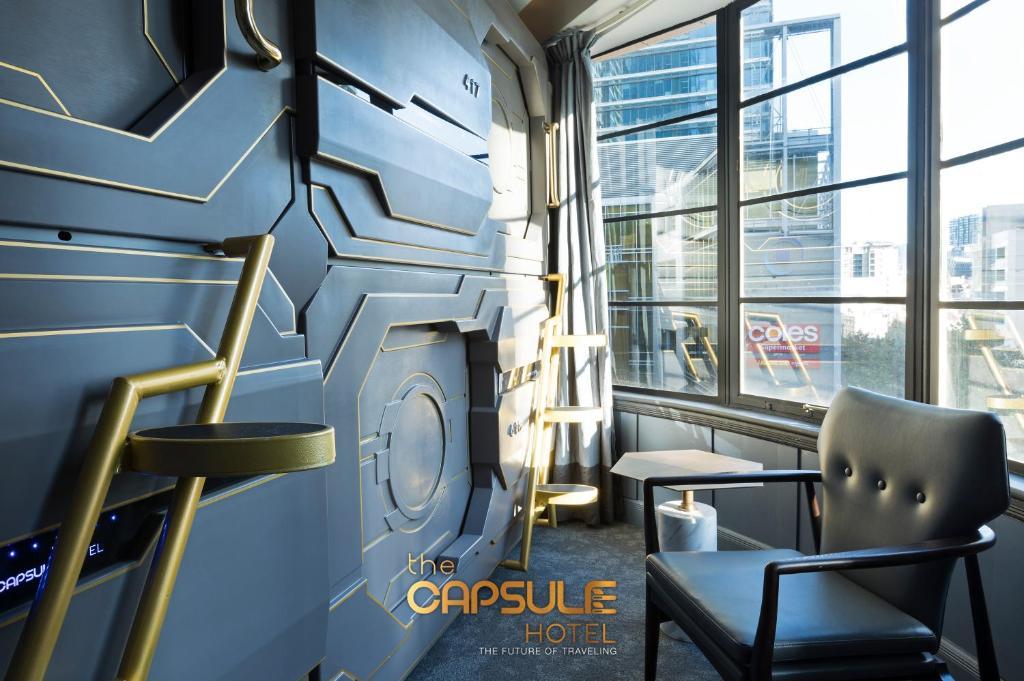 The Capsule Hotel (Australien Sydney) - Booking.com