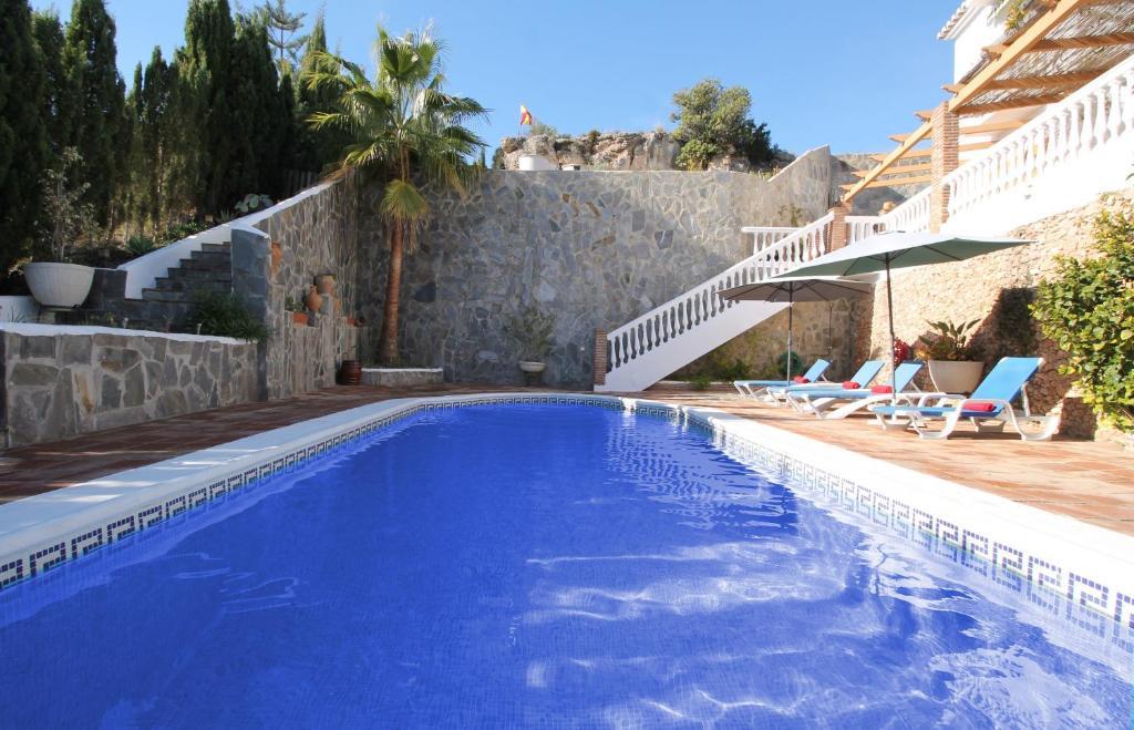 Villa Cerrillo Spainsunrentals 1055, Frigiliana – Precios ...
