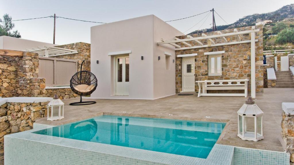 Lux View Villas (Griechenland Kyra Panagia) - Booking.com