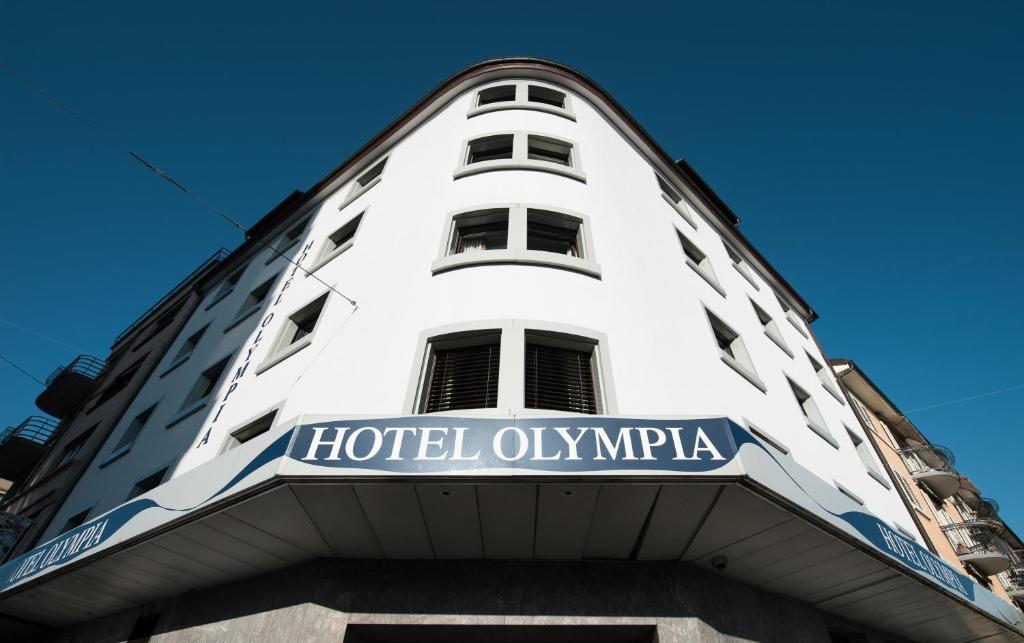 70f36808307 Olympia Hotel Zurich Broneeri kohe. Foto selle majutusasutuse galeriist