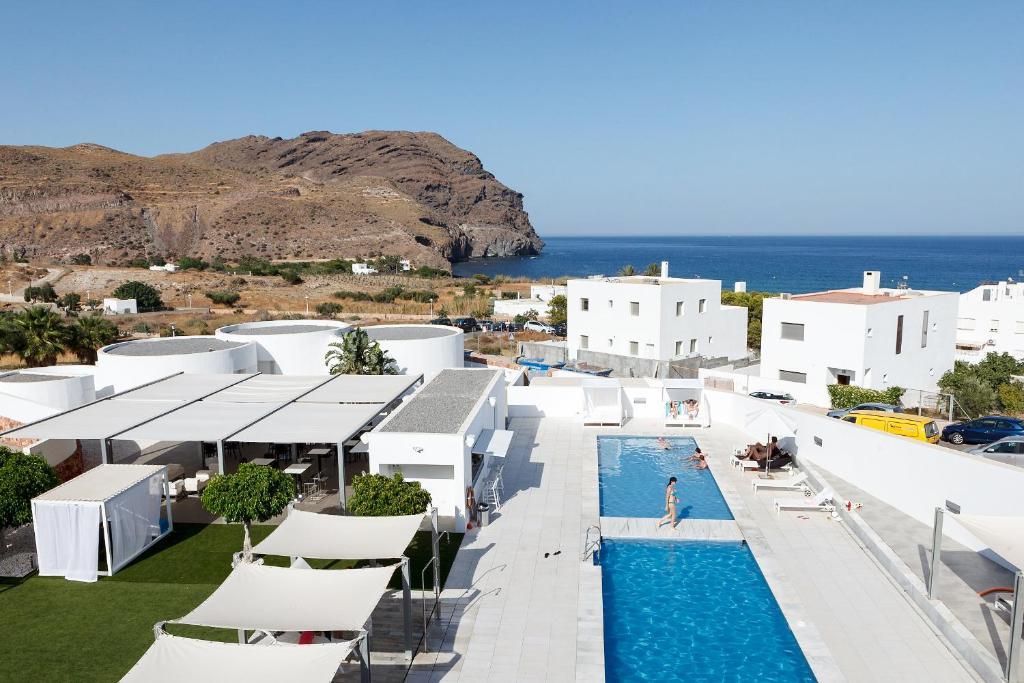 hotel spa calagrande cabo de gata (spanien las negras) - booking