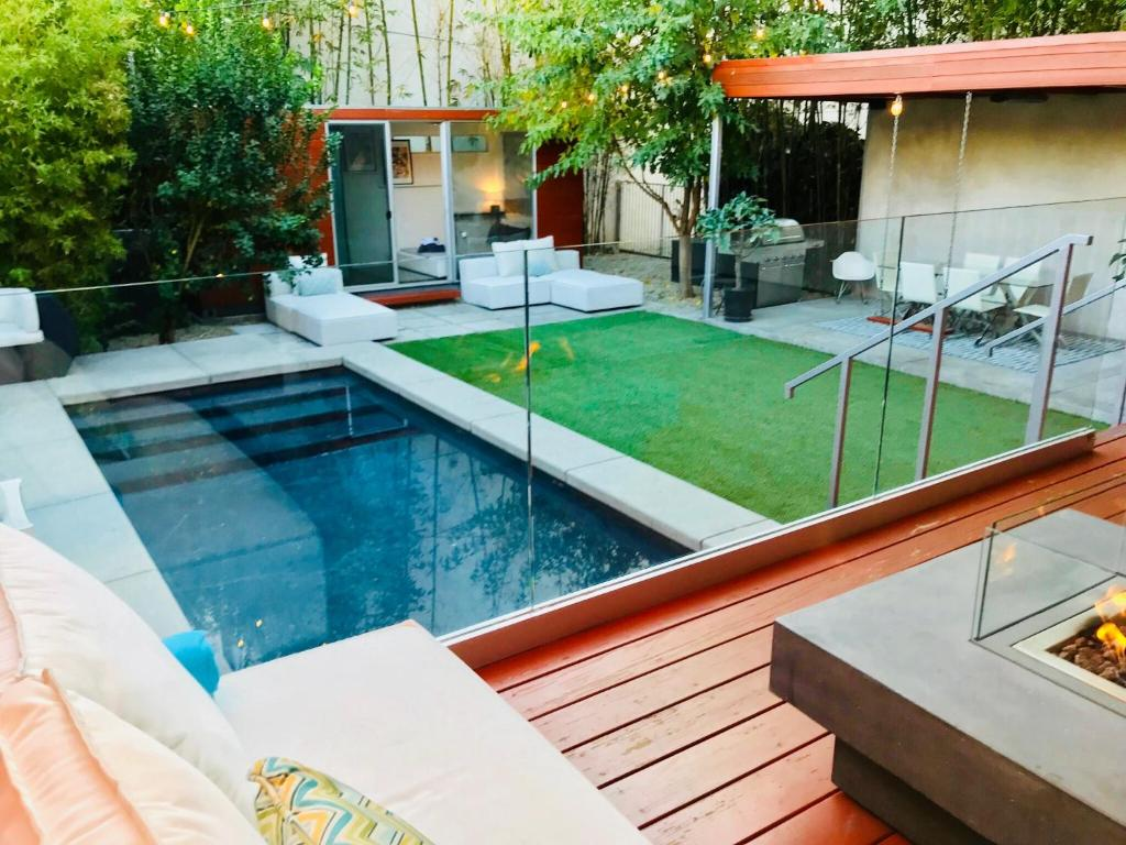 Modern West Hollywood Home With Heated Pool, Los Angeles – Updated ...