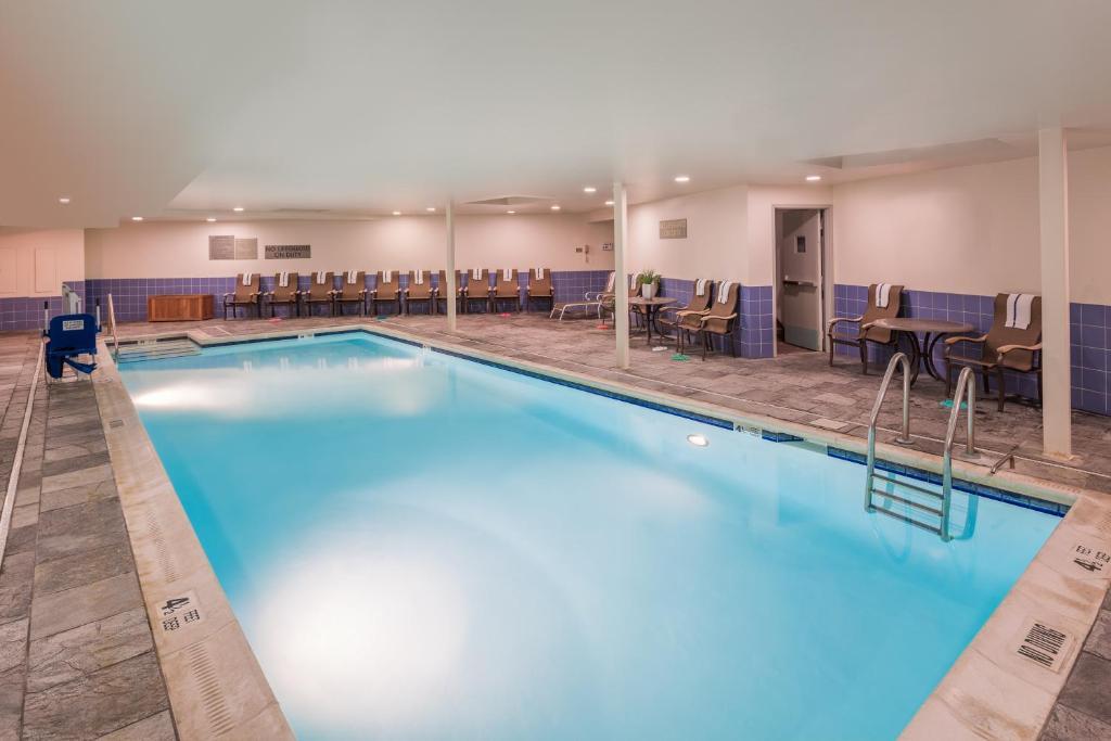 The Swimming Pool At Or Near Westport Inn