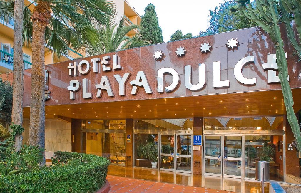 Location: Hotel Playadulce