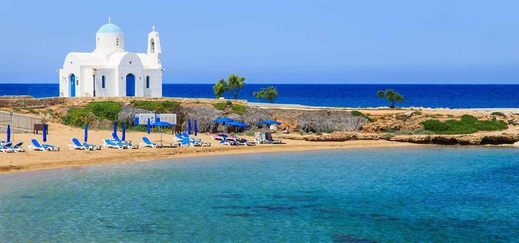 Villa El Paradiso Paralimni Cyprus Booking Com