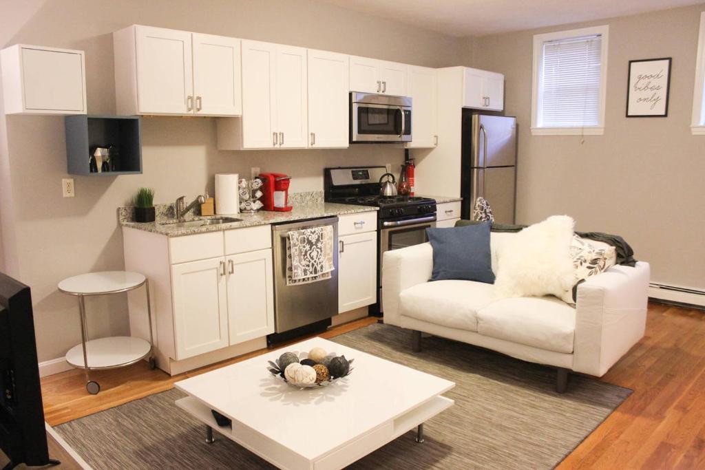 Condo Hotel One-Bedroom North End Little Italy, Boston, MA - Booking.com