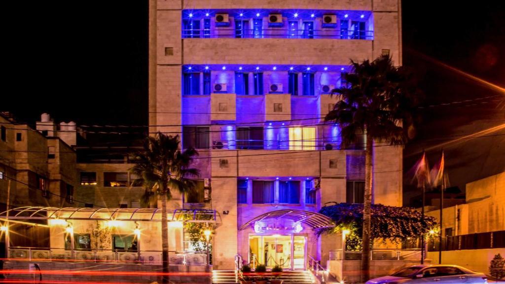 Aghadeer Hotel Jordanien Amman Booking Com
