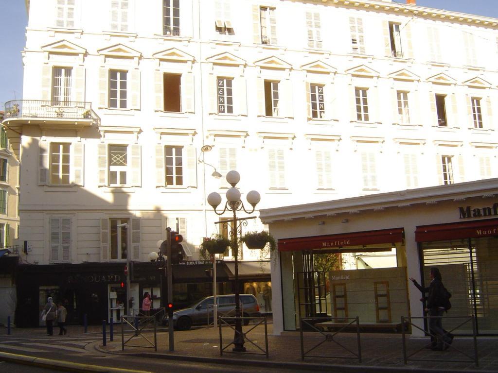 Ferienwohnung Studio Longchamp (Frankreich Nizza) - Booking.com