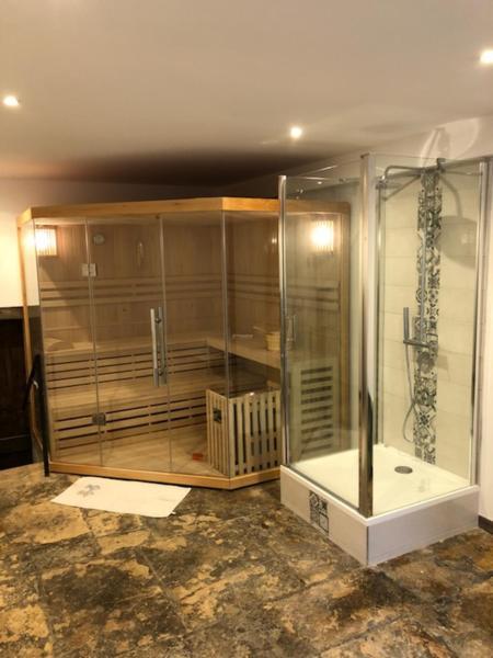 Maison Sauna la maison madeleine, bien-Être, sauna et jacuzzi, beaune – updated
