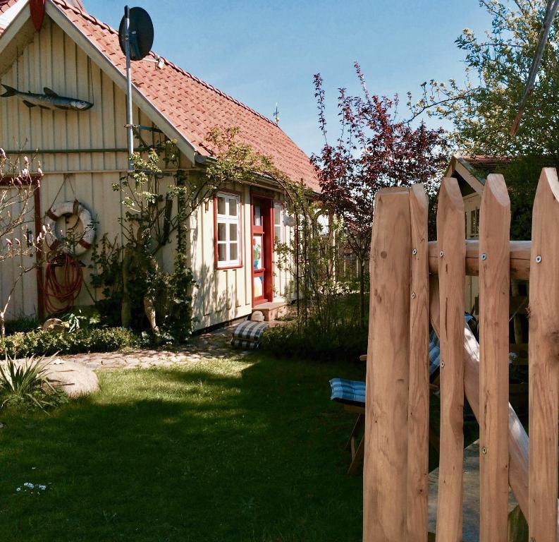 Ferienhaus Kleines Haus Am Hafen (Deutschland Prerow