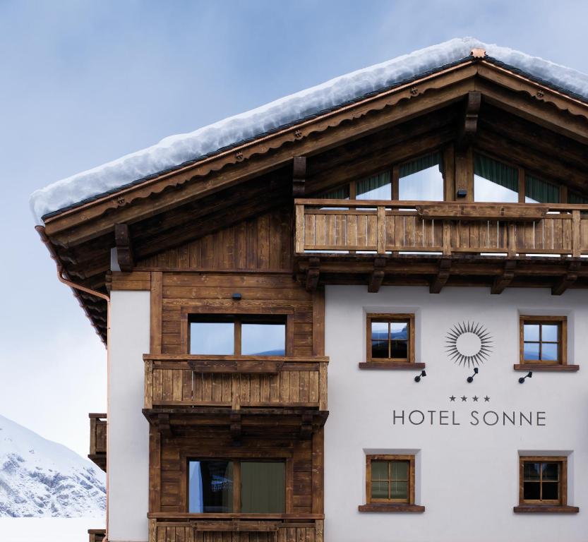 Eco & Wellness Boutique Hotel Sonne, Livigno – Prezzi aggiornati per ...