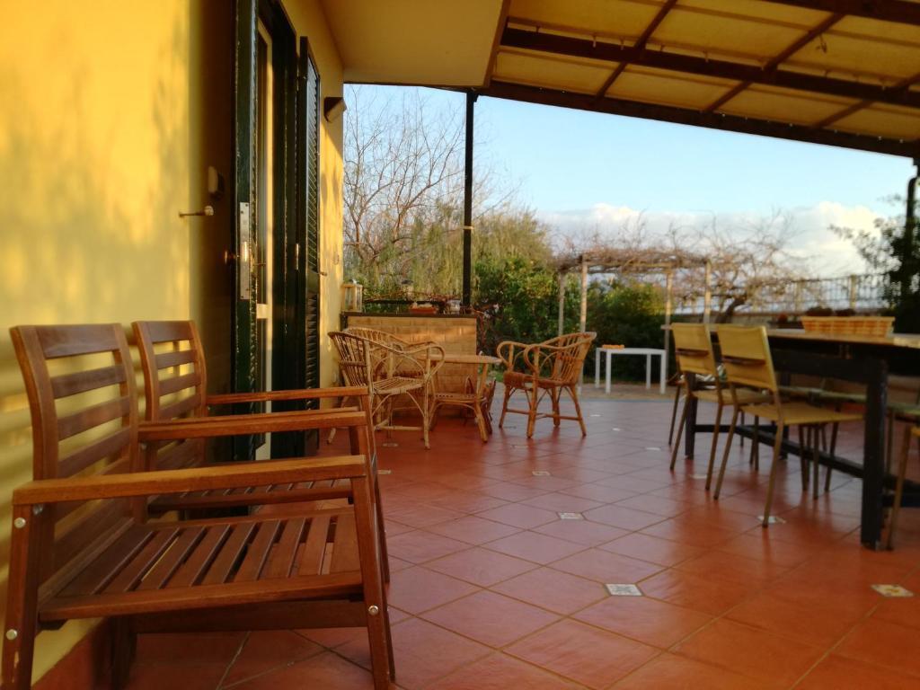 Guesthouse Casa del Gecko Torre del Greco Italy Bookingcom