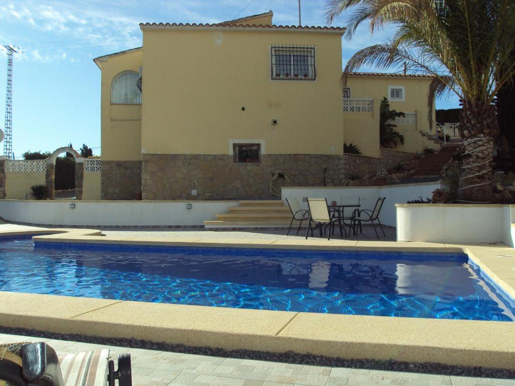 villalar casa carmen (İspanya alfaz del pi) - booking