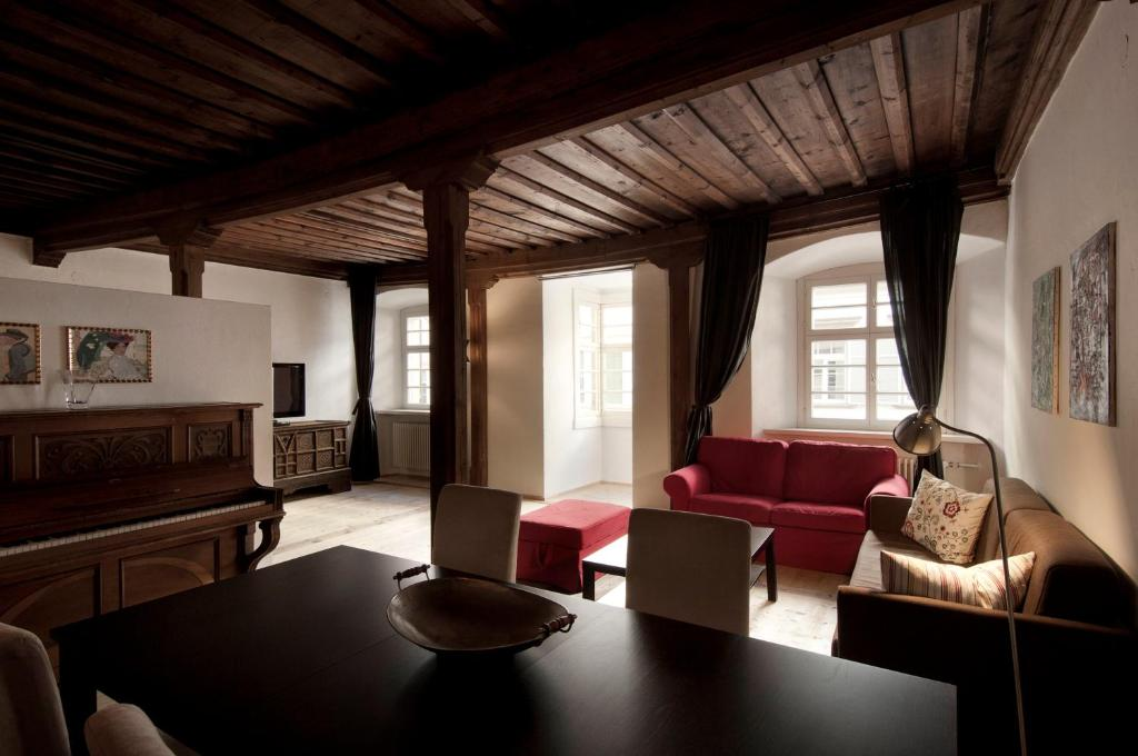 Residence Fink Central Apartments Bolzano Italy