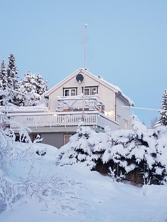 Apartments In Rundhaug Troms