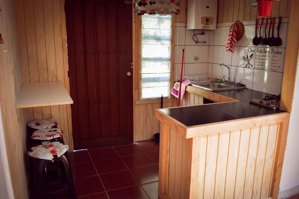 Habitación con cocina y baño privado, Pucón – Precios actualizados 2018