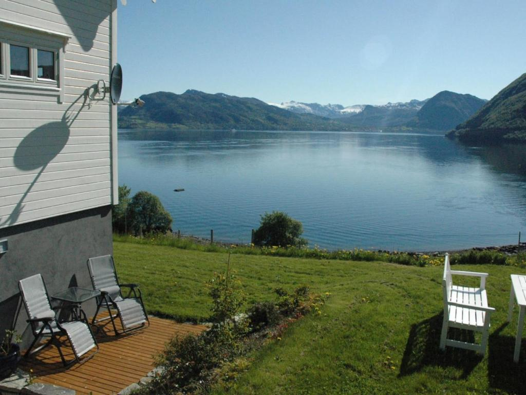 Two-Bedroom Holiday home in Lauvstad 2