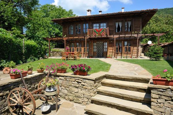 Къща за гости Кенара - Жеравна