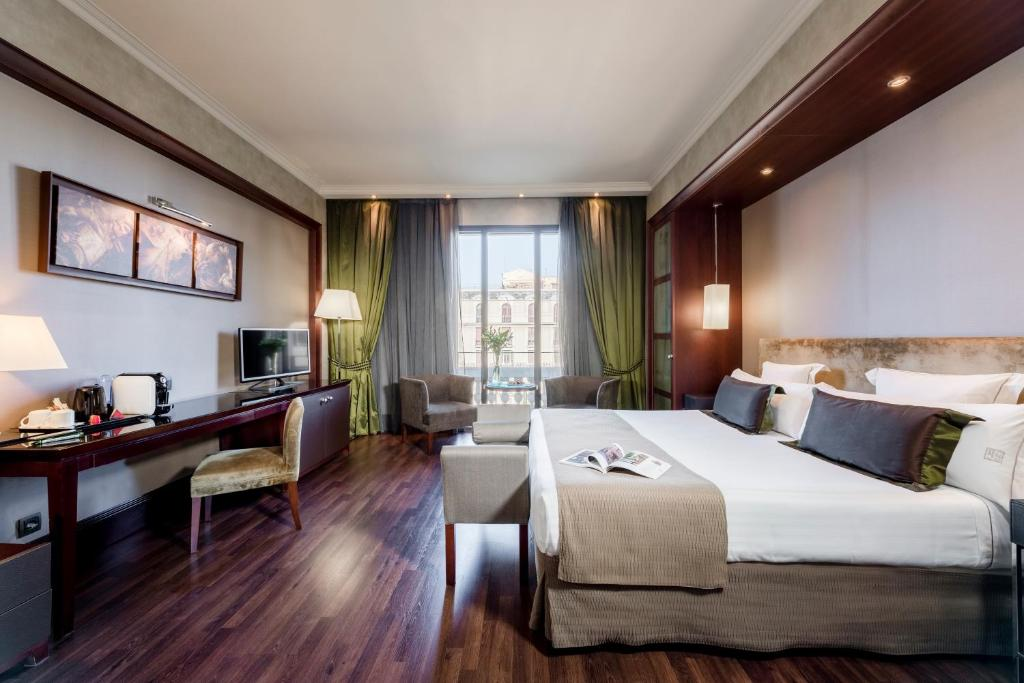 Camere Familiari Barcellona : Hotel barcelona center barcellona u prezzi aggiornati per il