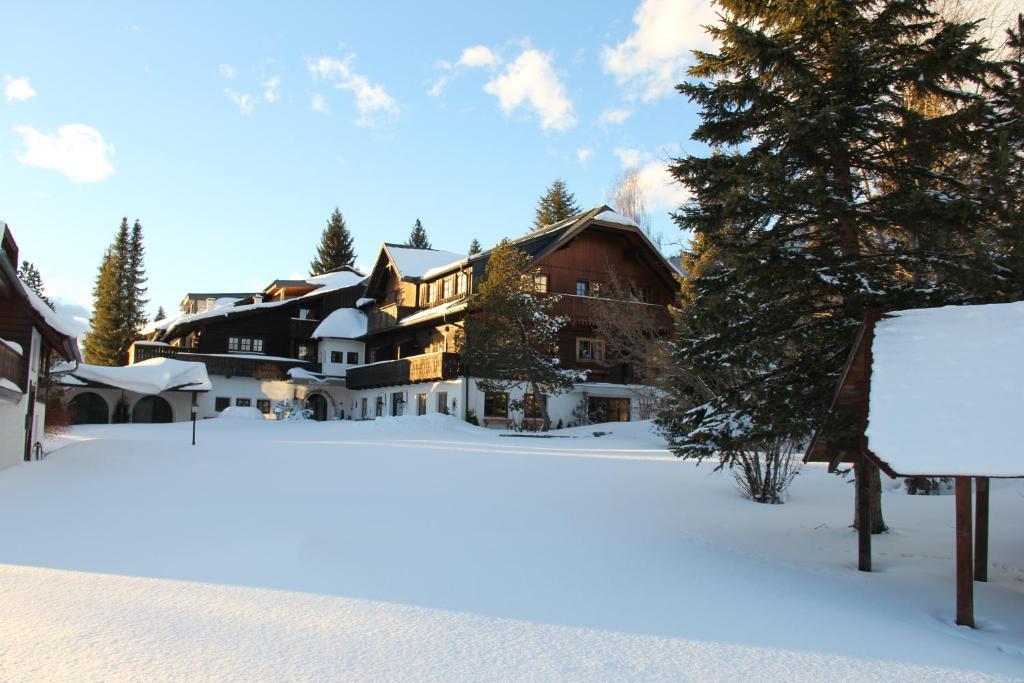 Kreitseilerhof by Schladmingurlaub v zimě