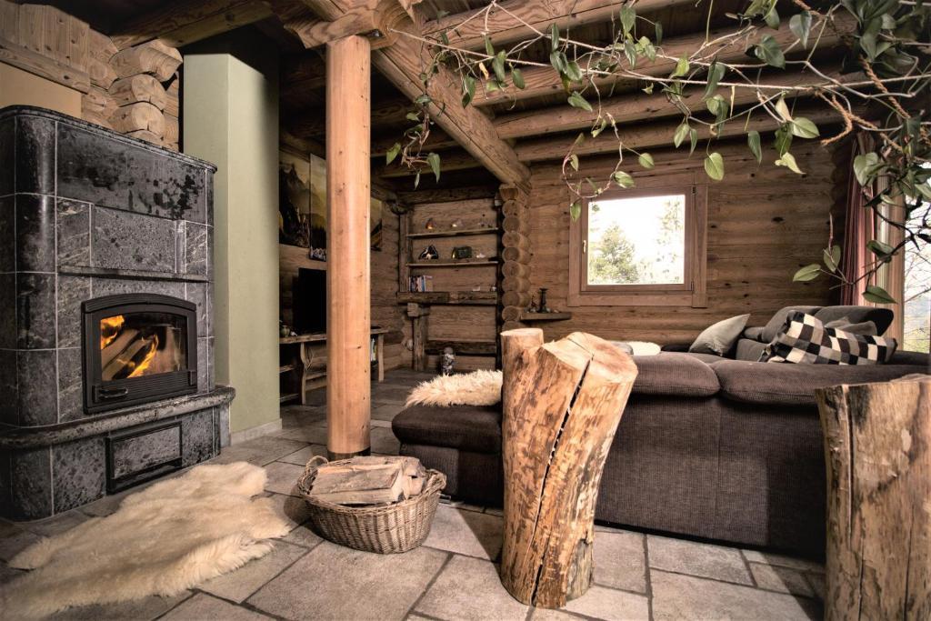 Vacation Home Oybiner Blockhaus Hain Germany Booking Com