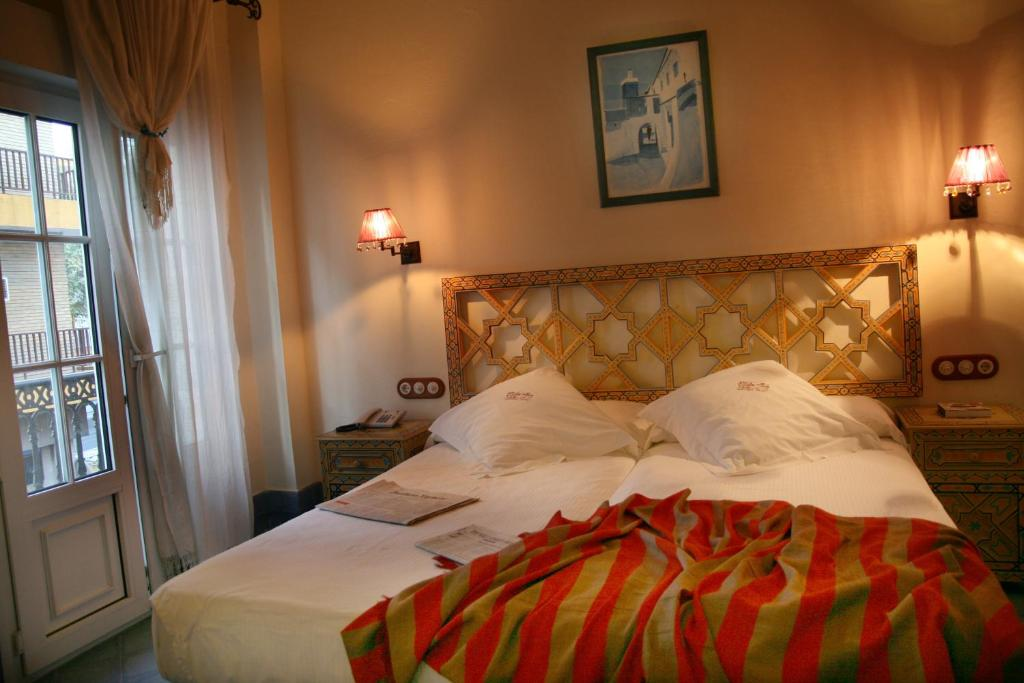 boutique hotels sevilla provinz  10