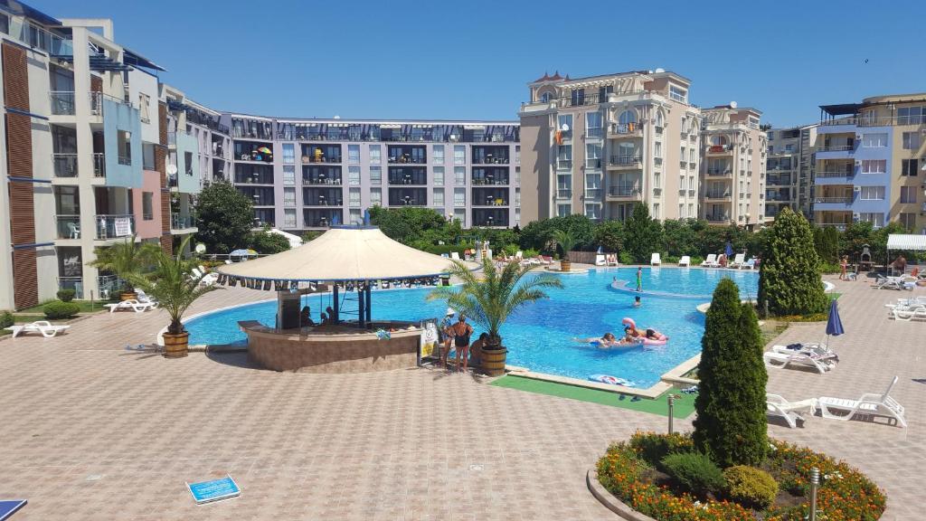 Sun City 1 ApartComplex (Bulharsko Slnečné pobrežie) - Booking.com 18b75778271