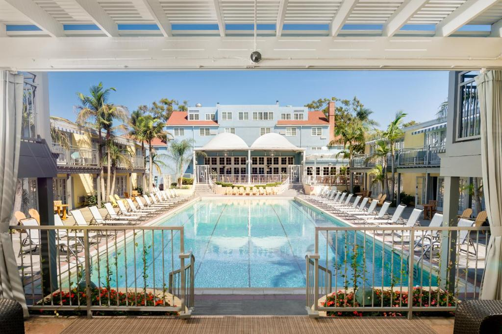 Hotels In San Diego >> The Lafayette Hotel San Diego Ca Booking Com