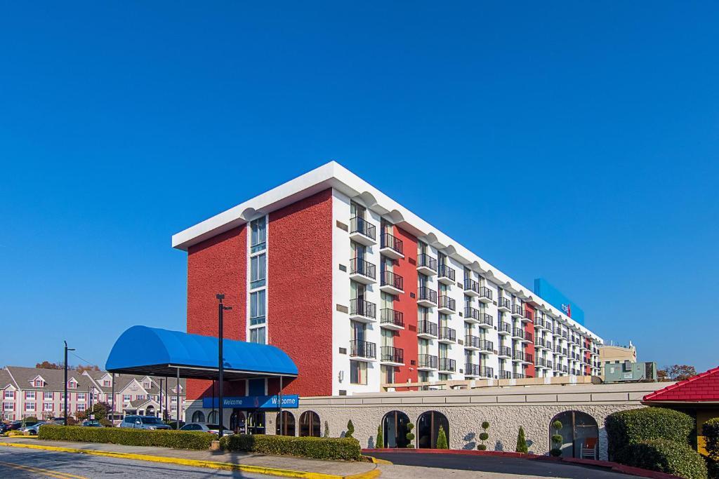 How 6 Airlines Accommodation Policies >> Motel 6 Atlanta Airport Ga Booking Com