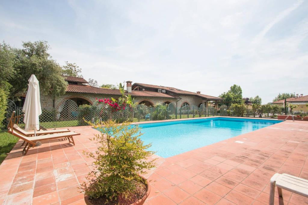 The swimming pool at or near Luxury Tuscan House
