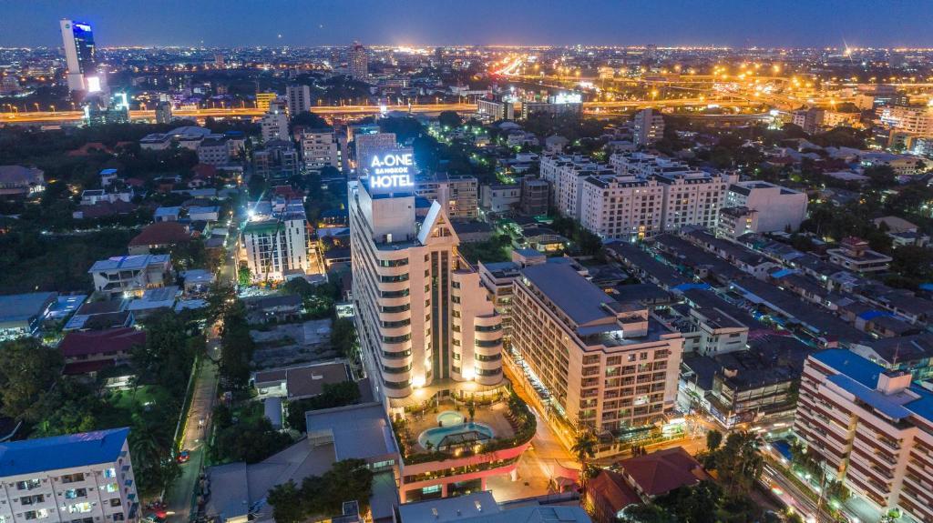 A One Bangkok Hotel Thailand Booking Com