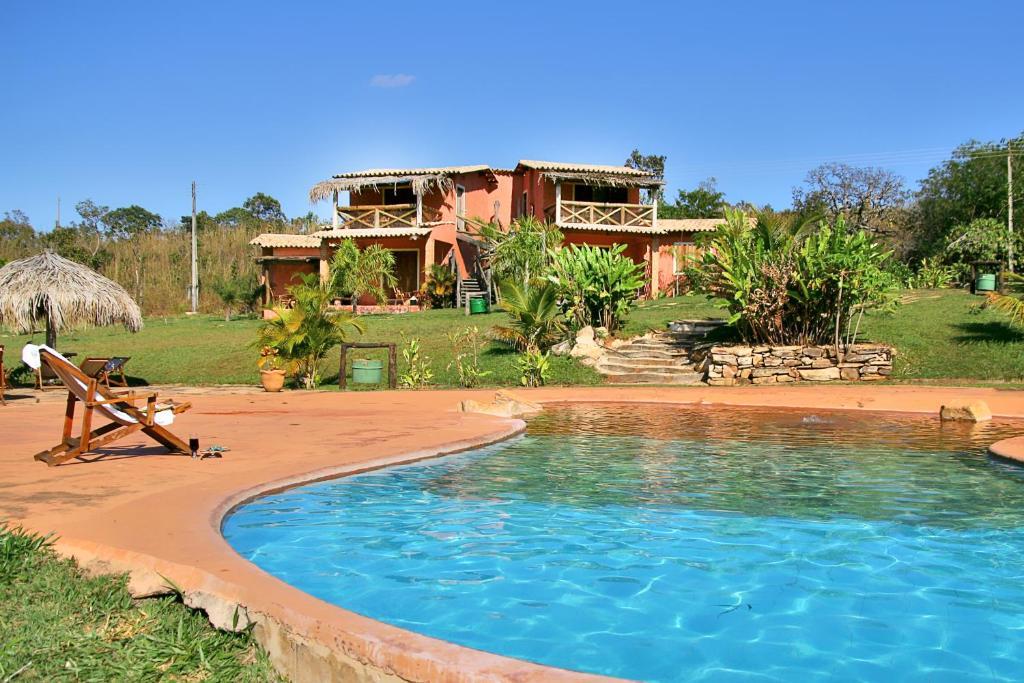 Guesthouse Salto Corumb U00e1 Clube  Corumb U00e1 De Goi U00e1s  Brazil