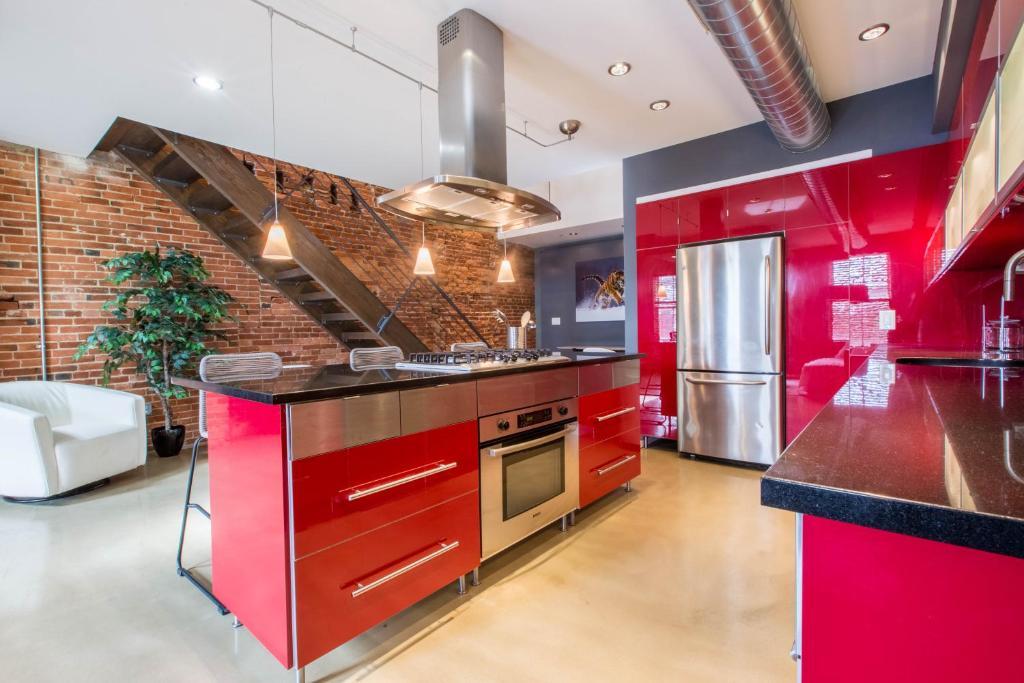 apartment modern design high end 1bd loft philadelphia pa