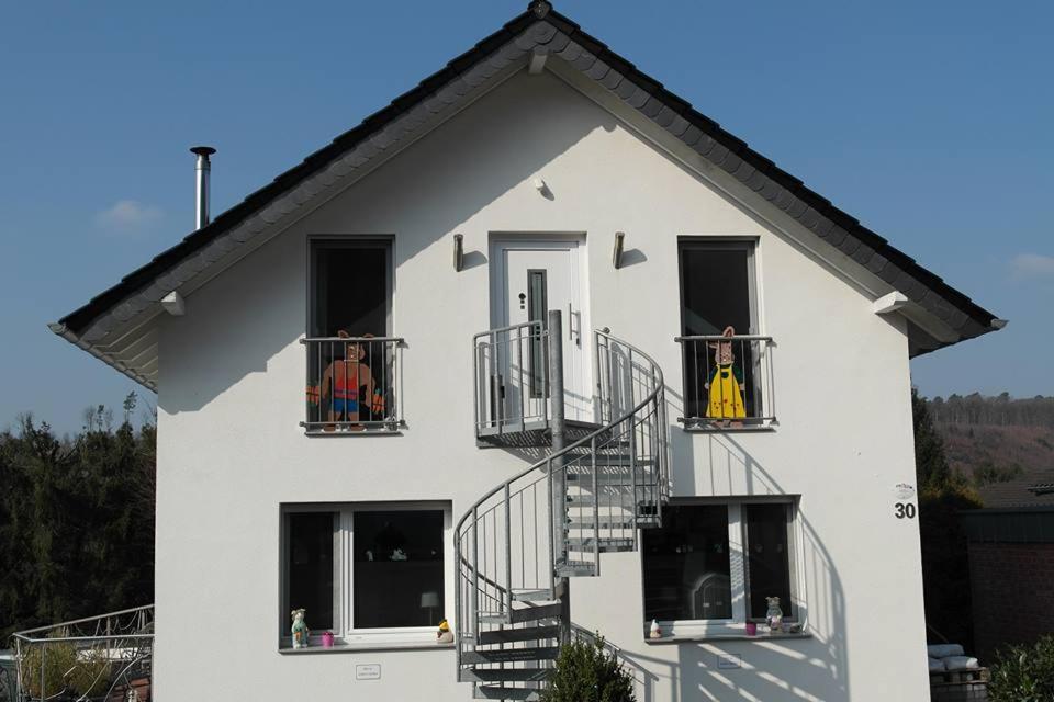 Haus am Hang; Ferienwohnung Fernblick (Deutschland Stolberg ...