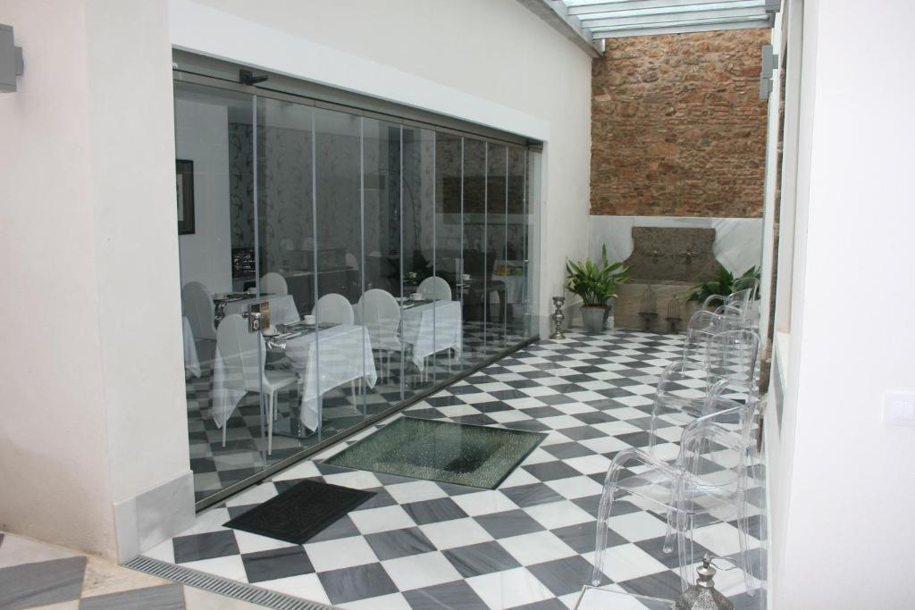 boutique hotels in córdoba  195