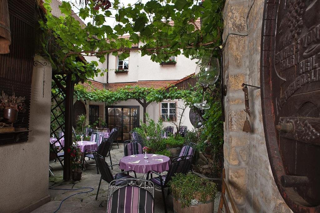 Hotel Altdeutsche Weinstuben