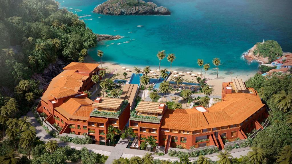 Careyes Mexico Map.El Careyes Club Residences Mexico Booking Com