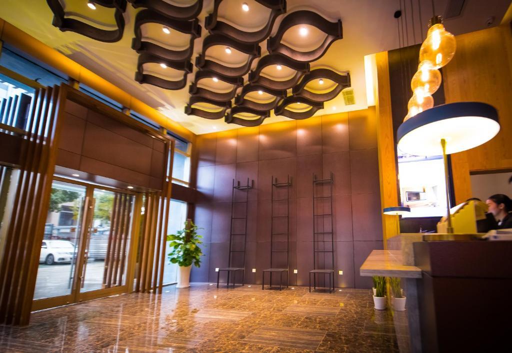 Warmly Hotel Suzhou Jinji Lake Ligongdi Branch Suzhou China