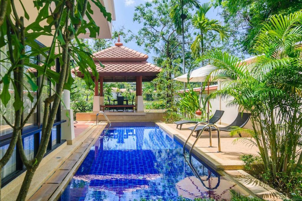 luxury villa in laguna by indreams bang tao beach thailand rh booking com